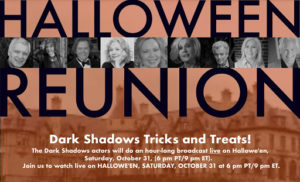 Dark Shadows Halloween Reunion